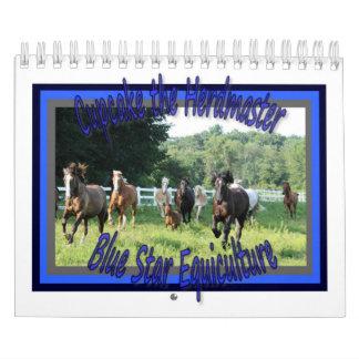 Cupcake The Herdmaster Calendar 7/11