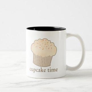 Cupcake Time Coffee Mug