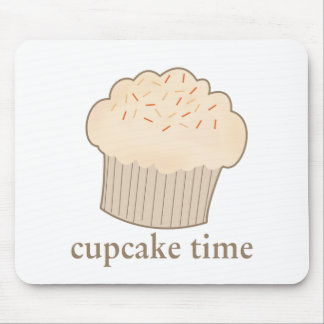 Cupcake Time Mouse Pad