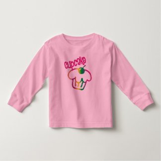 Cupcake Toddler T-shirt