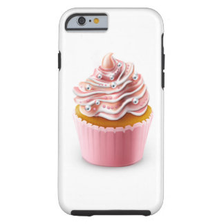 Cupcake Tough iPhone 6 Case