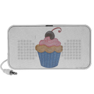 Cupcake Travelling Speaker