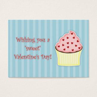 Cupcake Valentine's Day Cards
