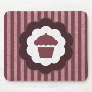 cupcake vintage mouse pad