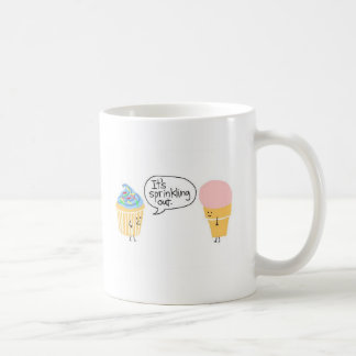 Cupcake Weather Mug