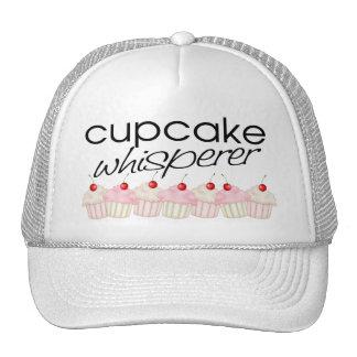 Cupcake Whisper Trucker Hat