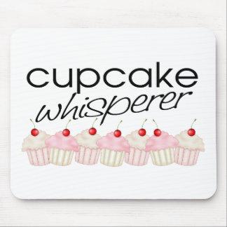 Cupcake Whisper Mouse Pad