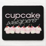Cupcake Whisperer Mouse Pad