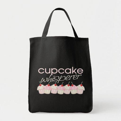 Cupcake Whisperer Tote Bag