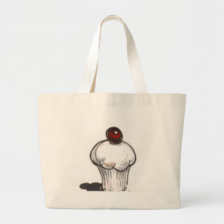 Cupcake with a Cherry on Top Bag