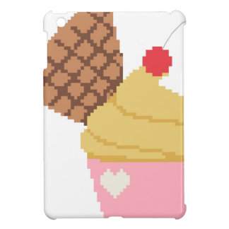 cupcake with a cherry on top case for the iPad mini