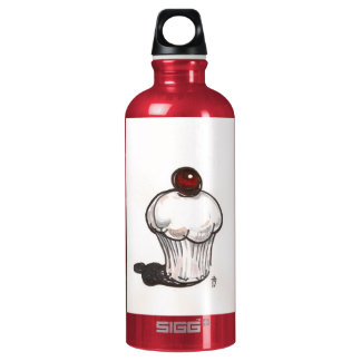 Cupcake with a Cherry on Top Liberty Water Bottle