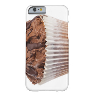 Cupcake with chocolate icing barely there iPhone 6 case