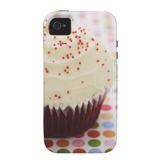 Cupcake with sprinkles Case-Mate iPhone 4 covers