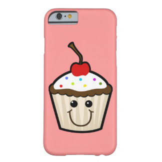 Cupcake with sprinkles barely there iPhone 6 case