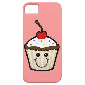 Cupcake with sprinkles iPhone 5 case