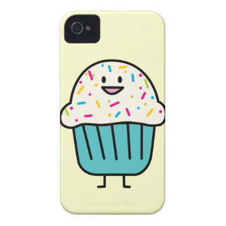 Cupcake with Sprinkles iphone 4 barely there Case-Mate iPhone 4 Cases