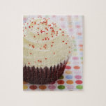Cupcake with sprinkles puzzles
