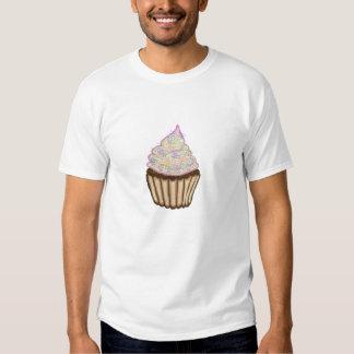 Cupcake With Sprinkles Tee Shirt