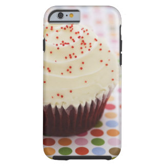 Cupcake with sprinkles tough iPhone 6 case