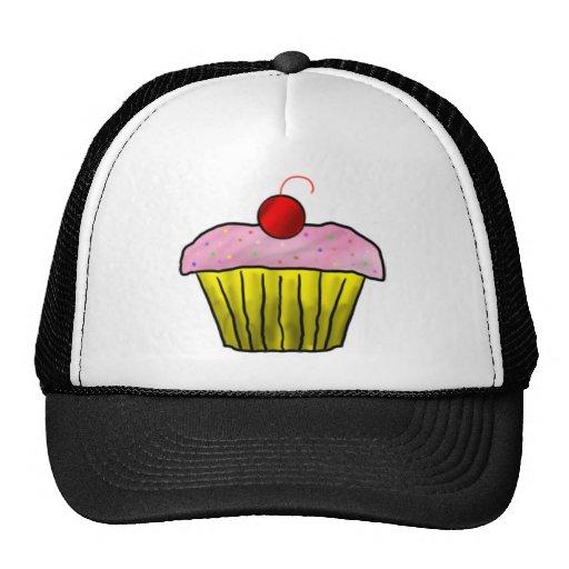 Cupcake with Sprinkles Trucker Hat