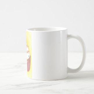 Cupcake with Star Sprinkles Mugs