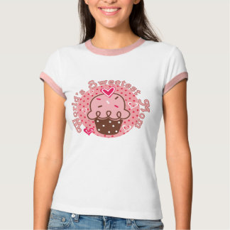 Cupcake World's Sweetest Mom Tshirts and Gifts