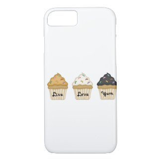 Cupcake Yum iPhone 8/7 Case