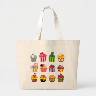 cupcakeALL Bolsa Tela Grande