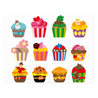 cupcakeALL Postales