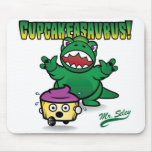 ¡Cupcakeasaurus! Tapete De Raton