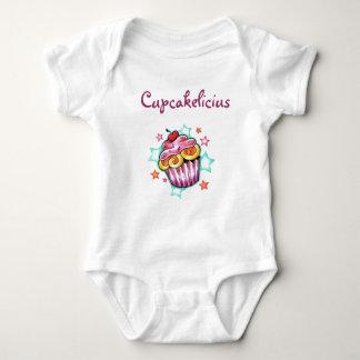 Cupcakelicius Baby Bodysuit