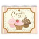 Cupcakes 2010 calendar