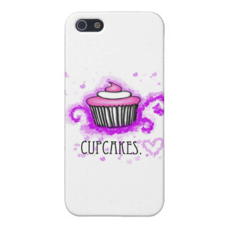 cupcakes<3 cover for iPhone SE/5/5s