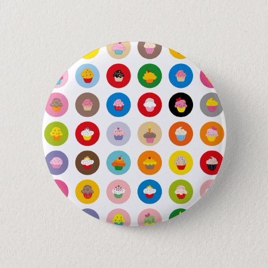 Cupcakes All Button