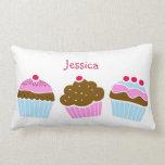 Cupcakes American MoJo Pillow