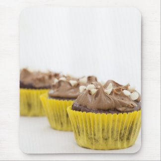Cupcakes and Chocolate Chips Mouse Pad