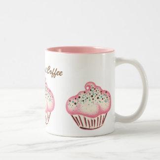 Cupcakes and Coffee Cupcake Mug