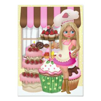 Cupcakes Anyone? - SRF Card