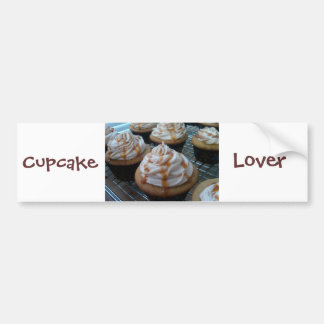 Cupcakes/Baking Bumper Sticker