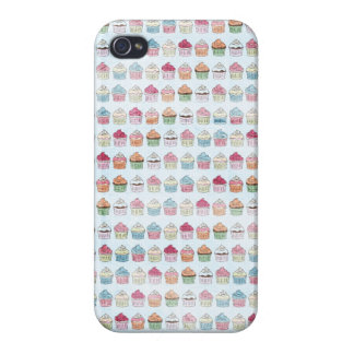 Cupcakes Baking Iphone Case for Sweetness iPhone 4/4S Case