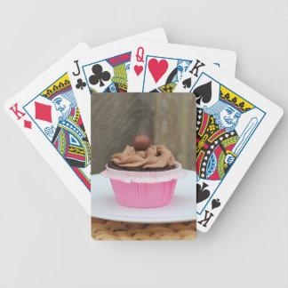 Cupcakes Bicycle Poker Deck