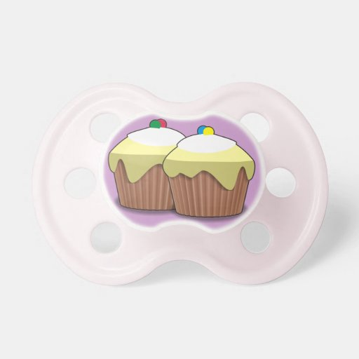 Cupcakes BooginHead Pacifier