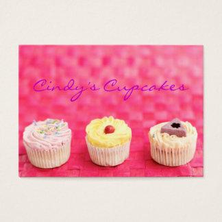 Cupcakes Business Card