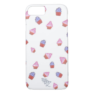 Cupcakes by Ania iPhone 8/7 Case