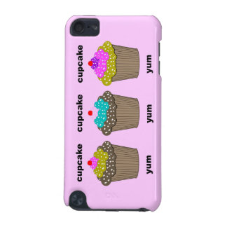 cupcakes iPod touch 5G covers