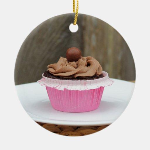Cupcakes Christmas Tree Ornament