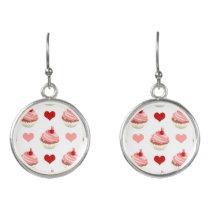 cupcakes cuties earrings