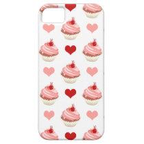 cupcakes cuties iPhone SE/5/5s case