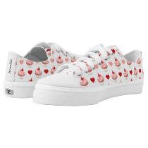 cupcakes cuties Low-Top sneakers